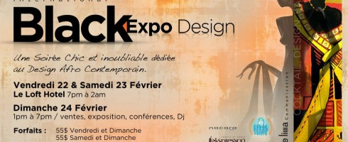 Black Expo Design: 8 Questions/Réponses