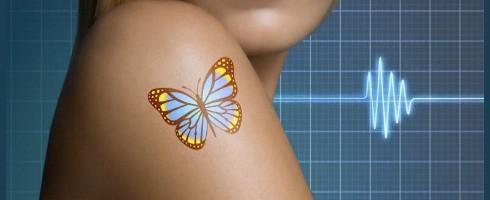 Les tatouages électroniques: ma chronique du 17 avril à Cap sur l'été