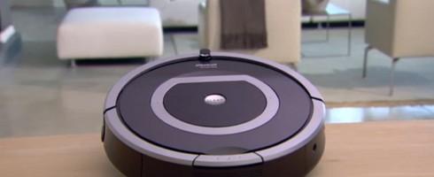L'aspirateur robot Roomba: ma chronique à Cap sur l'été