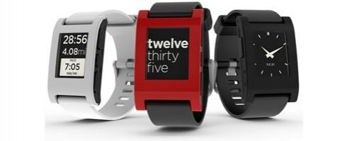 La montre Pebble: ma chronique à Cap sur l'été