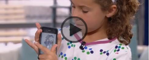 Un pyjama interactif: ma chronique à Cap sur l'été
