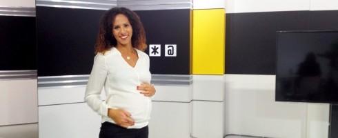 Mode maternité, look #6
