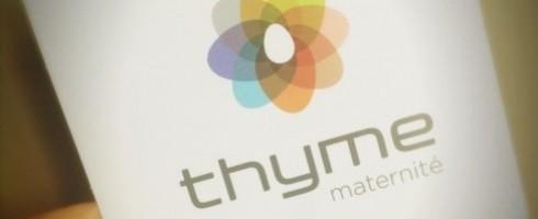 Mode maternité: merci Thyme!