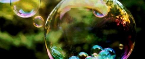 Petite bulle de bonheur